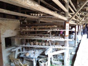 Processes of making porcelain teaware